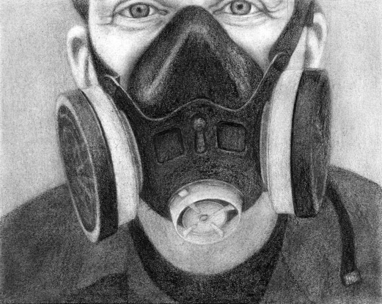 Dust Study #4  2003